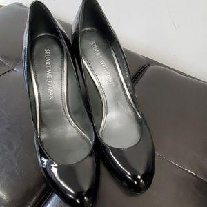 Steuart Weitzman 2 inch heels